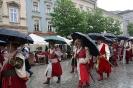 Kraków. Intronizacja króla kurkowego A.D. 2013-47