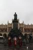 Kraków. Intronizacja króla kurkowego A.D. 2013-49