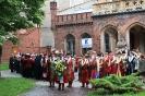 Kraków. Intronizacja króla kurkowego A.D. 2013-7