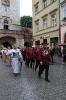 Kraków. Intronizacja króla kurkowego A.D. 2013-9