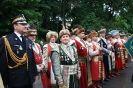 Kraków. Intronizacja króla kurkowego A.D. 2013-8