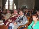 Kraków. Koncerencja pielgrzymów szlakiem św. Jakuba