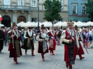 Kraków. Wymarsz szlakiem I Kadrowej-2